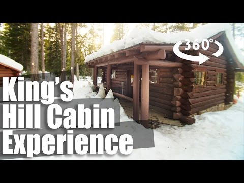 Kings Hill Cabin Experience - 360Video
