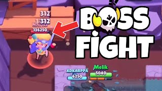 BOSS FİGHT !! - Brawl Stars Türkçe