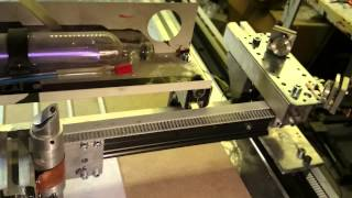 DIY Laser CNC machine engrave 2/2
