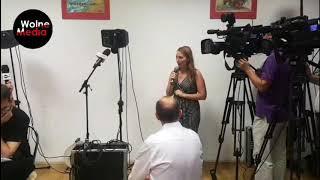 Trzaskowski mocno odpowiada dziennikarce TVPinfo