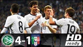 giao hữu Đức và Italy HD mới nhất!