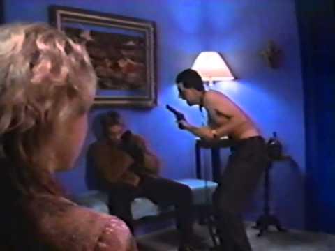 BoJesse stars in The Gunman Short film 1990s by BoJesse and Scott Leet