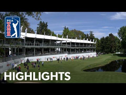 Highlights | Round 2 | WGC-Mexico 2019