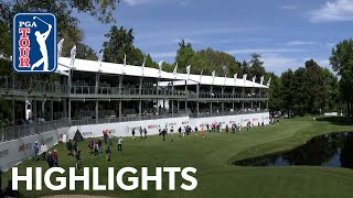 Highlights | Round 2 | WGC-Mexico 2019