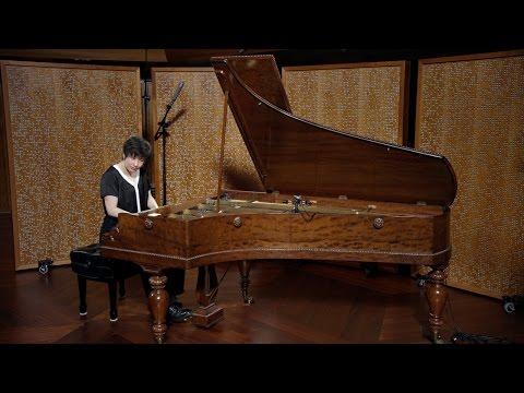 Kimiko Ishizaka plays Chopin Op 25 Étude 12 (Live Performance)