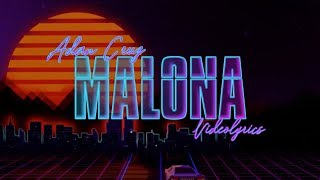 Malona - Adán Cruz (Video de Letras)
