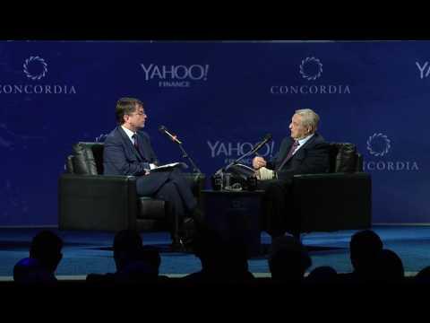 2016 Concordia Summit Keynote: George Soros on Migration