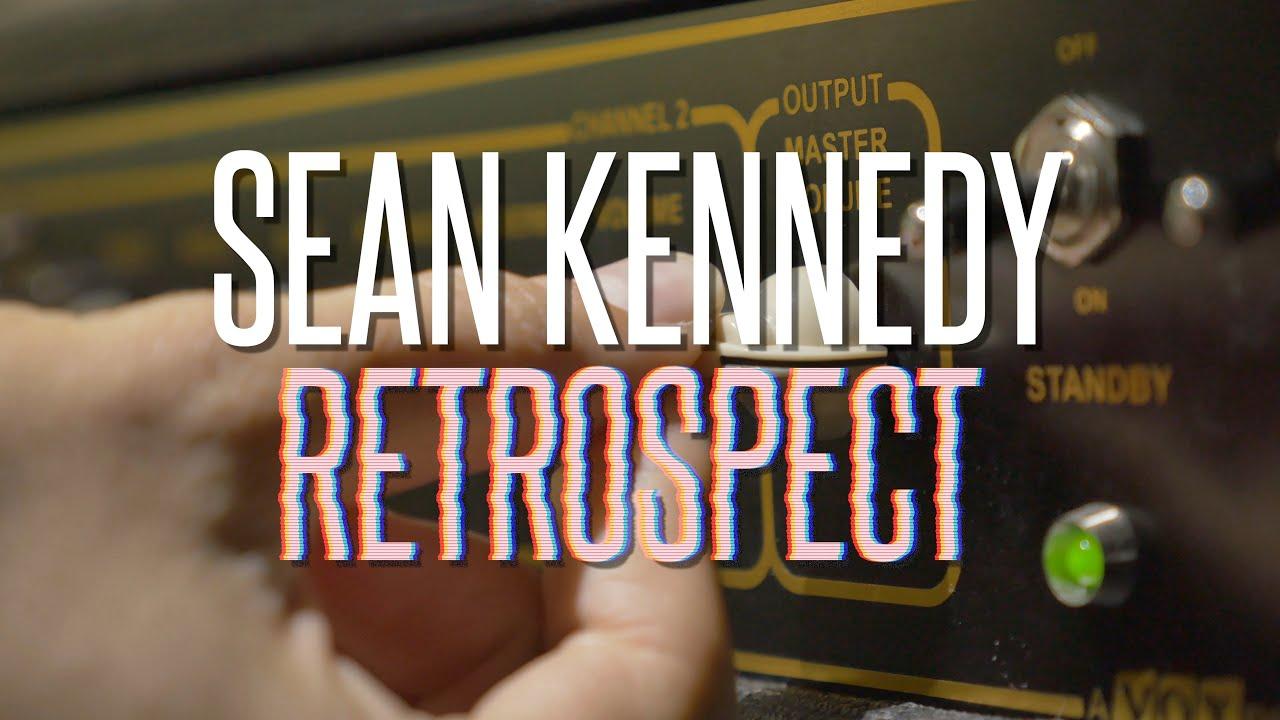 Sean Kennedy - Retrospect (Lyric Video)