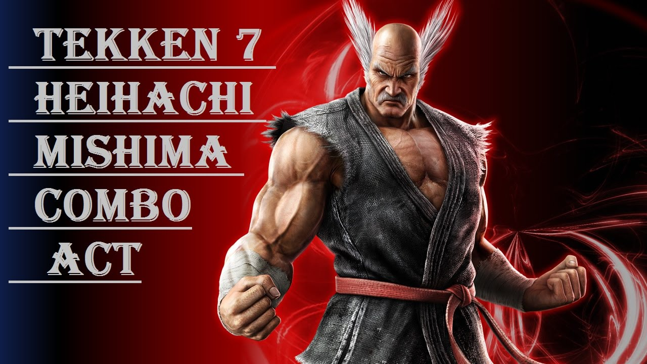 tekken 7 heihachi mishima - photo #22