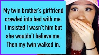 Twins Share The Most Awkward Moments