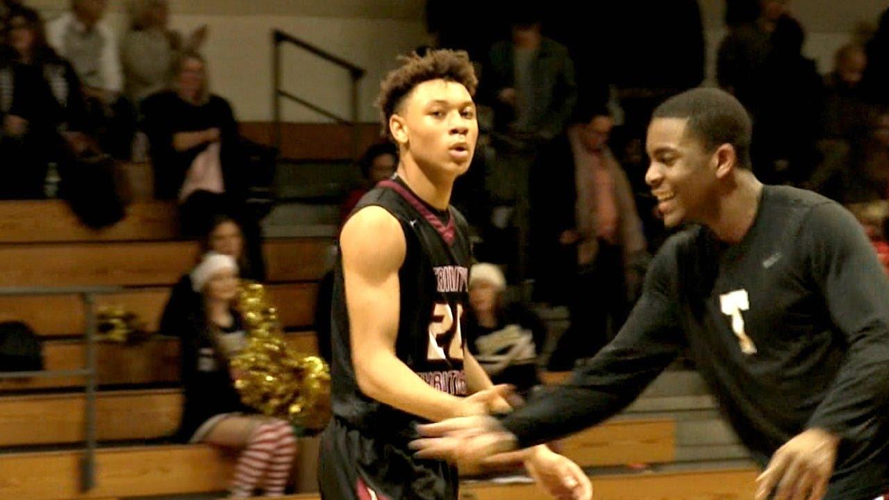 Freshman phenom David Johnson leads Louisville basketball to ...