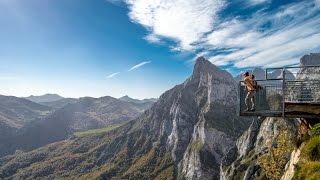 Picos da Europa - AMAZING Trip On Two Wheels (HD)