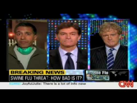 swine flu April 28 2009 news reports creating more fear