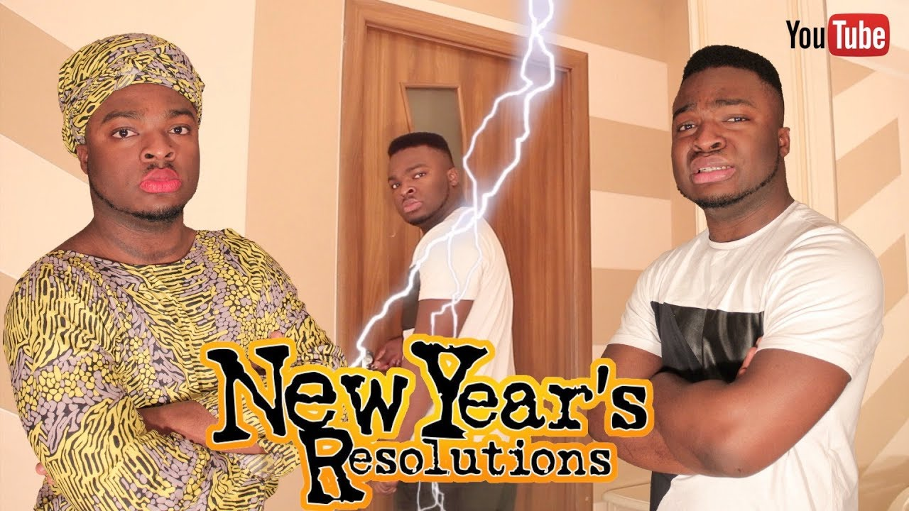 AFRICAN HOME NEW YEARS RESOLUTIONS