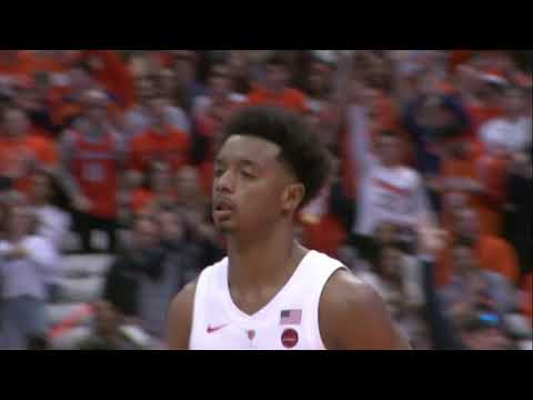 Highlights | Syracuse vs Georgetown