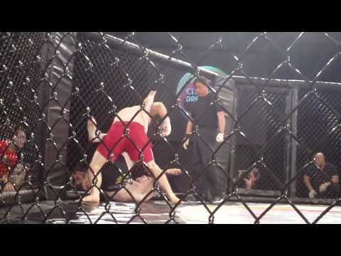 Vaughn Anderson vs Ross Lavery