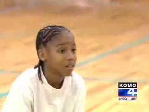 Amazing 11 year old athlete
