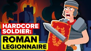 Most Hardcore Soldier: Roman Legionnaire