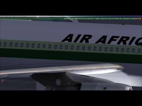 Air Afrique A 300   ABJ 3