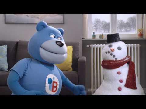 La météo avec Butagaz – Le Bonhomme de Neige. In streaming vf
