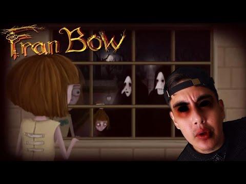 LET'S GET RIIIIIIGHT INTO THE WEIRD | Fran Bow [1]
