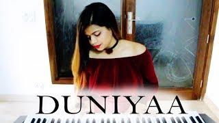 Duniyaa cover song | Female Version | Janki Maheshwar | Luka chuppi | Aakhil