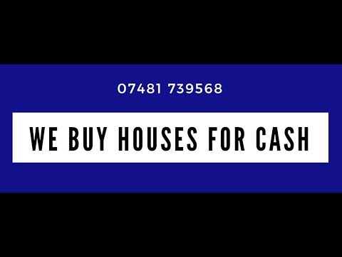 We Buy Houses For Cash Leeds