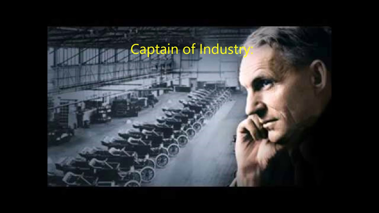 was henry ford a robber baron