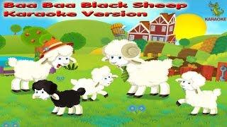 Kids Karaoke - Nursery Rhymes Karaoke Lyrics: Baa Baa Black Sheep - Karaoke for kids