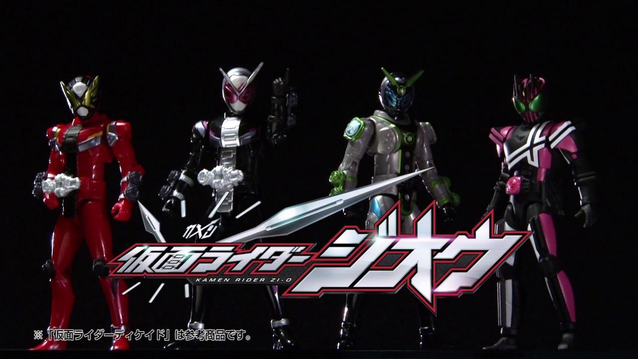 仮面ライダーRKFシリーズ プロモーションムービー