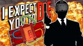 WORLD'S BEST SPY - I Expect You To Die (VR) #1
