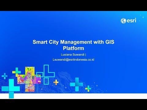 Webinar: Manajemen Kota Di Masa Depan Dengan Strategi Geospasial