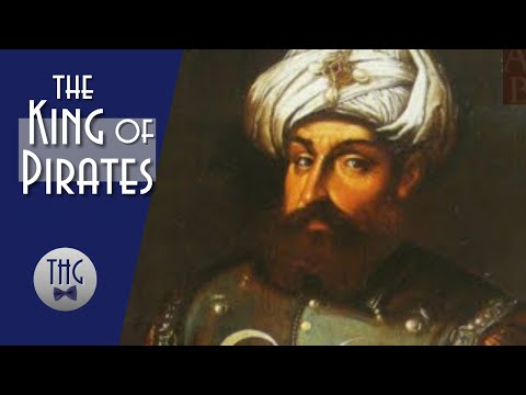 The King of Pirates, Hayreddin Barbarossa