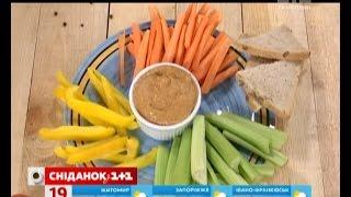 Овочевий соус діп – Правильний Сніданок