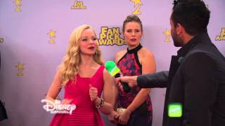 gl s exclusive look at liv and maddie s ask her more a rooney