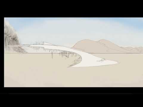 Speedpaint - Desert City Part 1