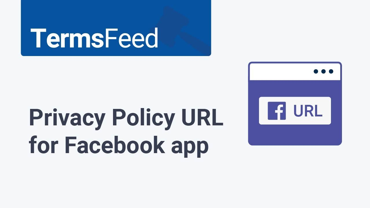 Privacy Policy URL For Facebook App