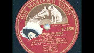 The Melachrino Strings - Mister Callaghan