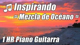 Relajante Musica de piano en guitarra hermosa Sanacion instrumentales para estudiar estudian bueno