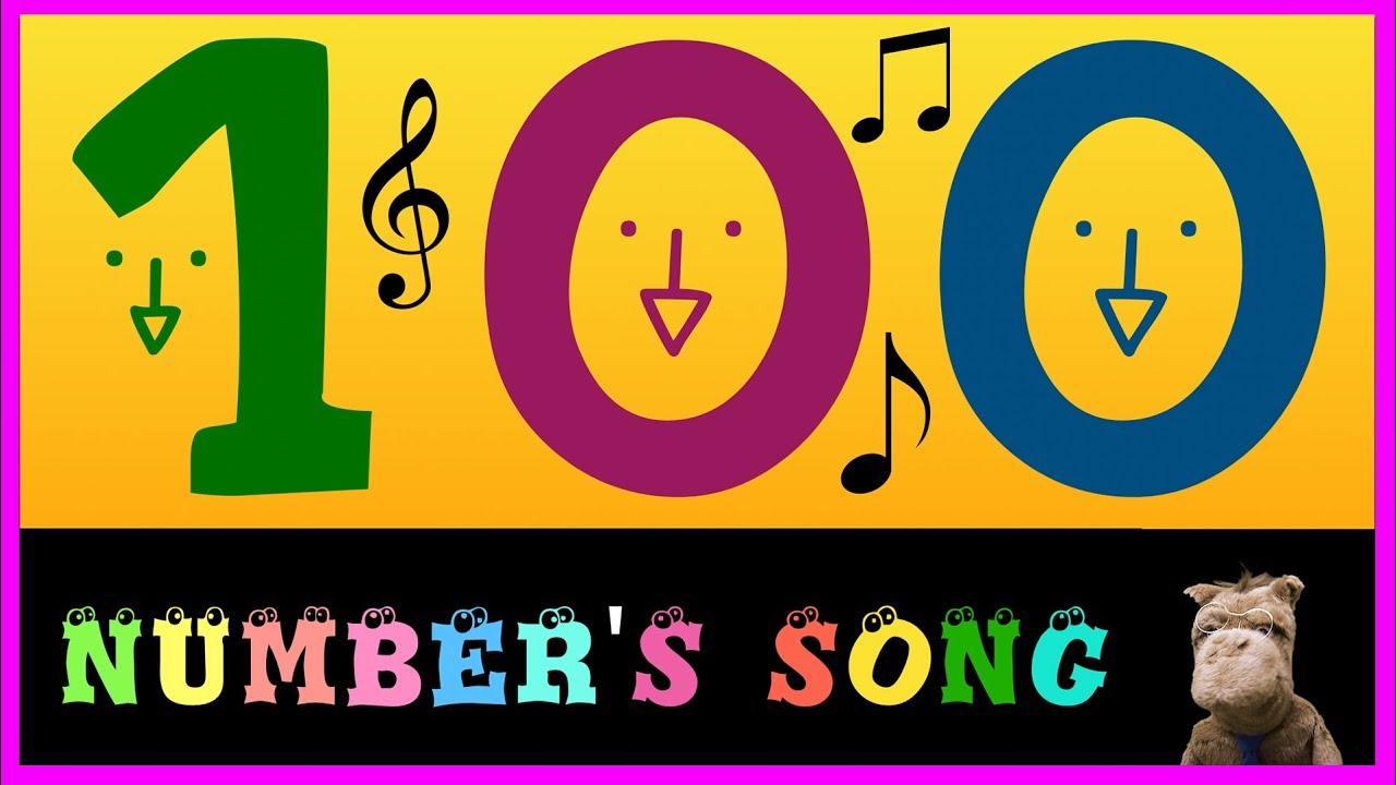 Os Números Em Inglês Aprenda Com Música 1 100 Aprender Inglês Com Música Inglês Para Crianças Youtube