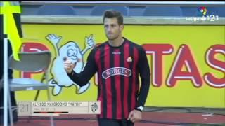 Análisis Gol Mayor. Reus 1 - RCD Mallorca 1. 2ª División - Liga 123 16/17