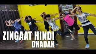 Zingaat Hindi I Dhadak I Dance Choreography I Priyank Dhakar