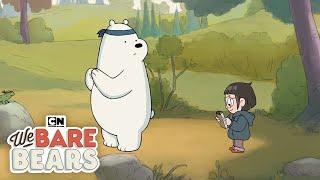 Rain Cloud Chill Music Video | We Bare Bears | Cartoon Network