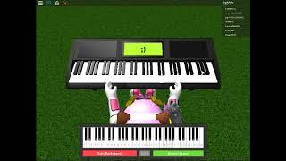 boss bei roblox piano