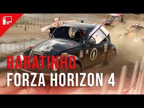 PC Baratinho encara o Forza Horizon 4! thumbnail