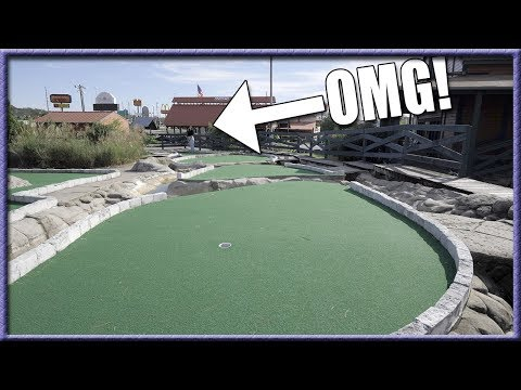 IS THIS THE HARDEST MINI GOLF COURSE IN THE WORLD?!