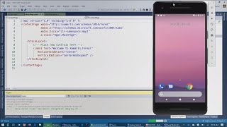 Build your first Xamarin.Forms application - THR1105