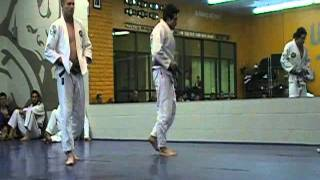 BJJ Black Belt Test