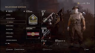 Call of Duty WW 2: Multiplayer on-line