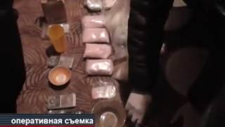 В Уфе задержан подозреваемый в хранении и сбыте особо крупной партии наркотиков